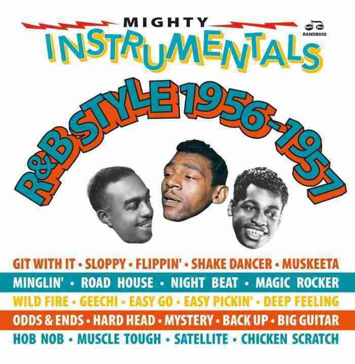 Instrumentals 1956-57 4CD