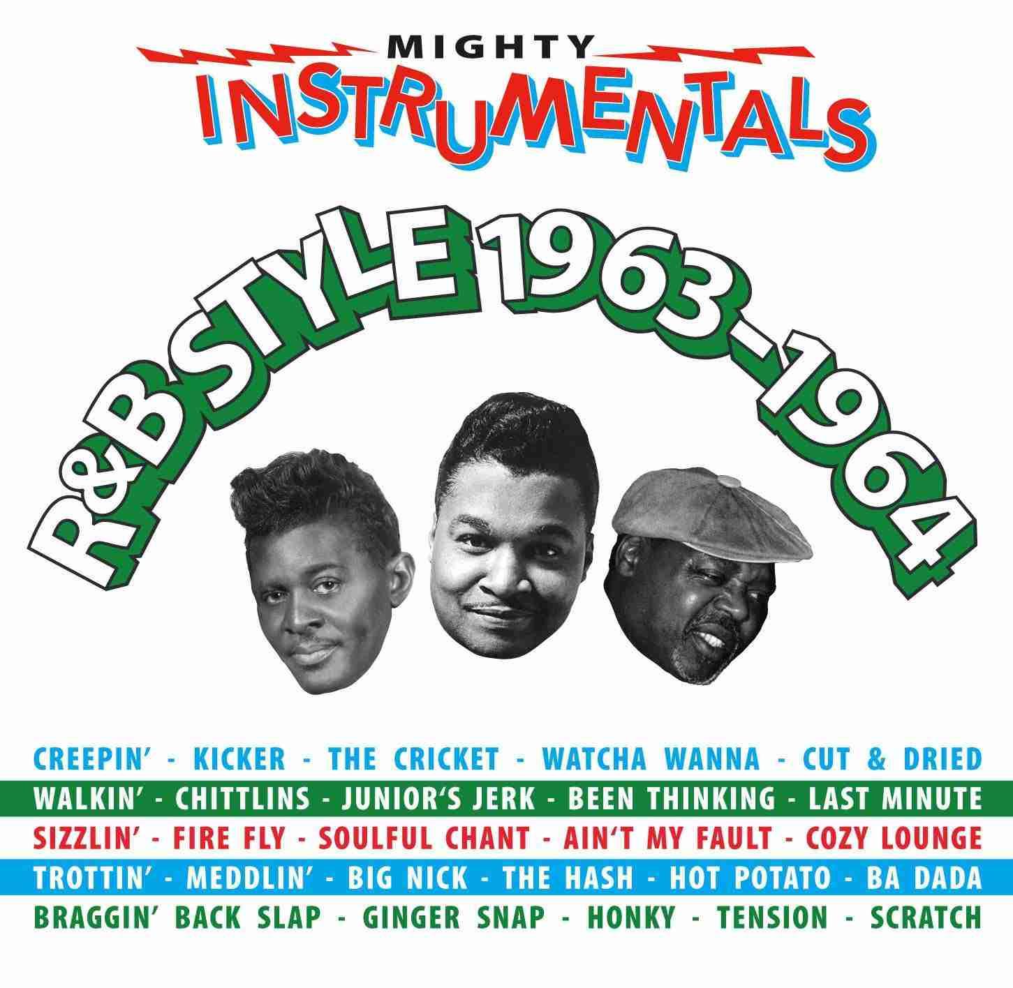 Instrumentals 1963-64 4CD