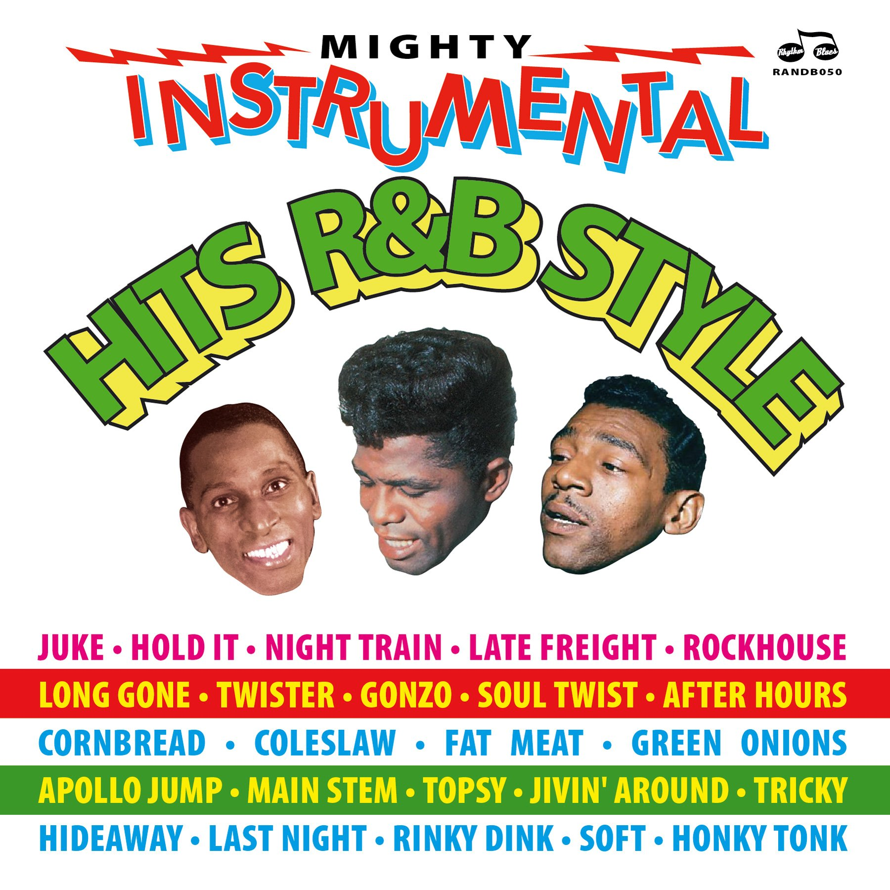 Mighty Instrumental Hits R&B-Style