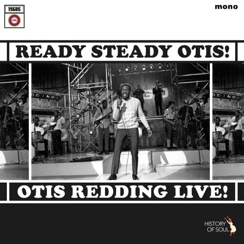 Otis Redding Live LP