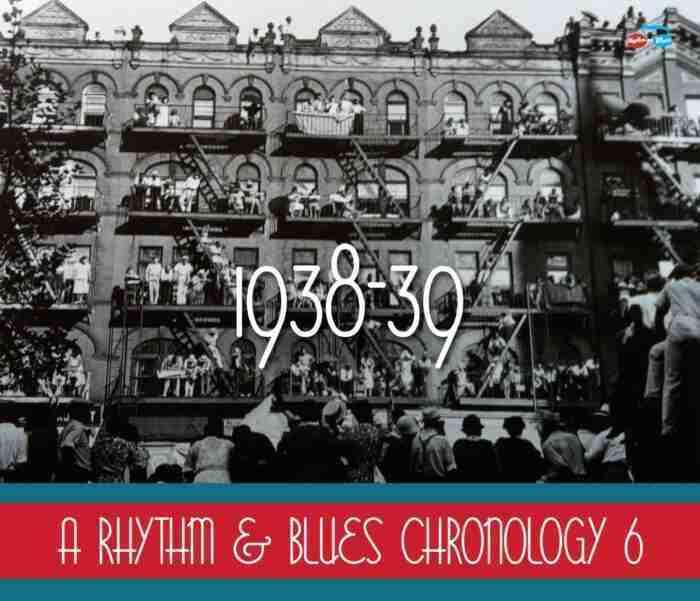 CHRONOLOGY VOLUME SIX 1938-39