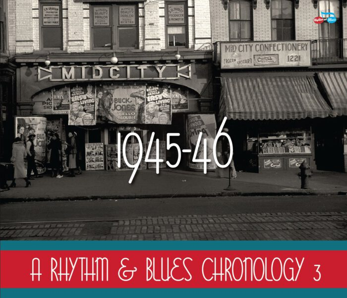 CHRONOLOGY VOLUME THREE 1945-1946