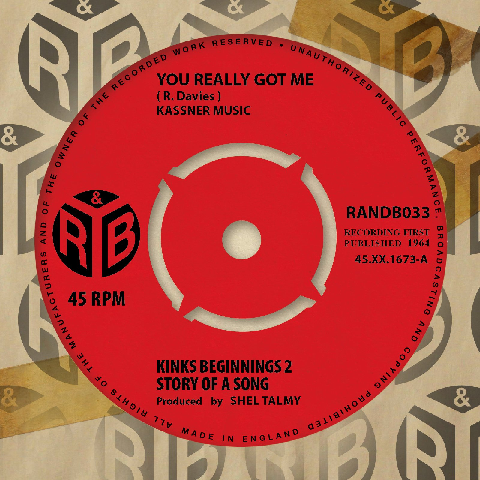 Kinks Beginnings Vol2