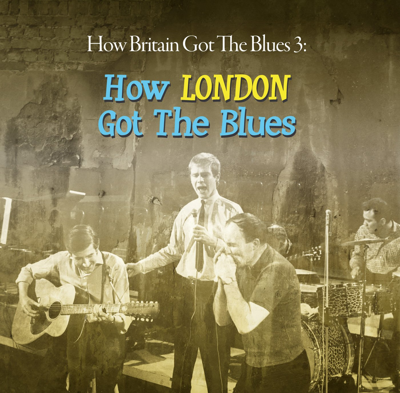 How London Got The Blues