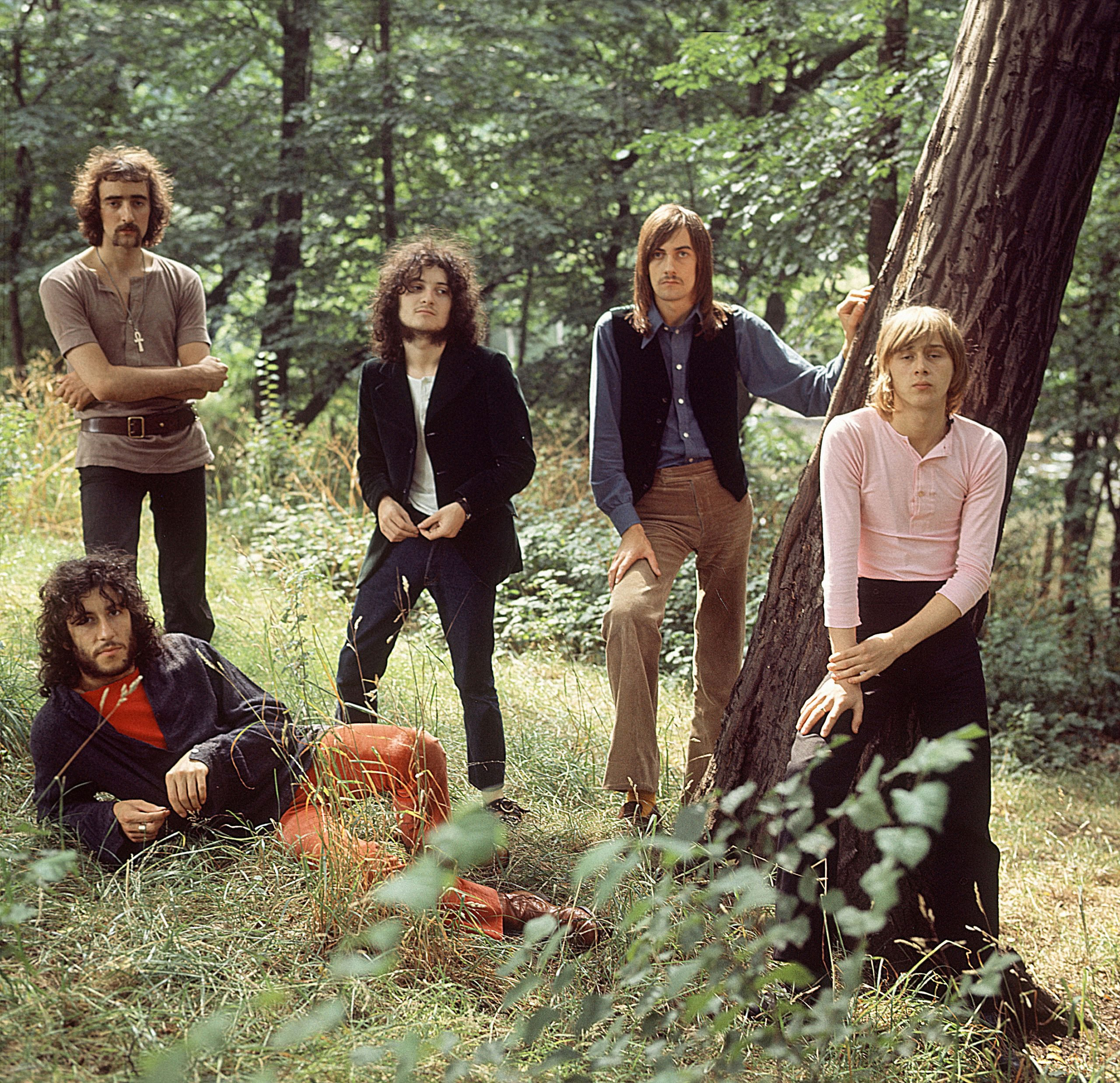 Fleetwood Mac Live in Finland 1969