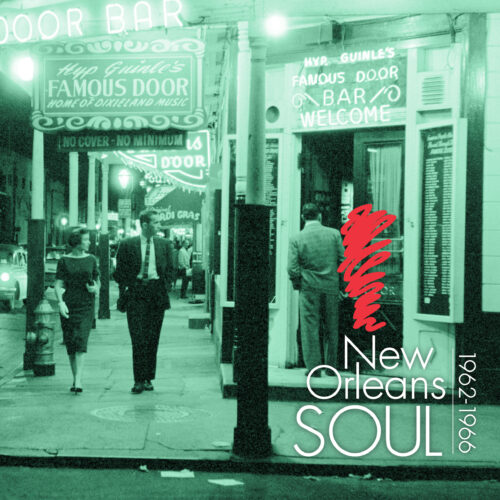The Rhythm, the Blues, the Soul of New Orleans