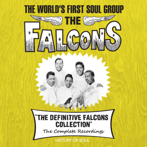 Falcons 4CD
