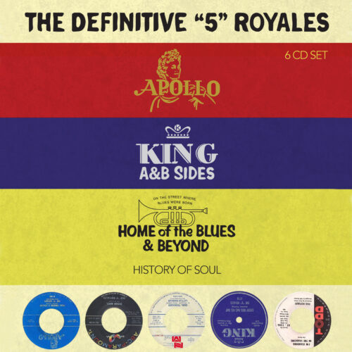 """The Definitive """"5"""" Royales"""