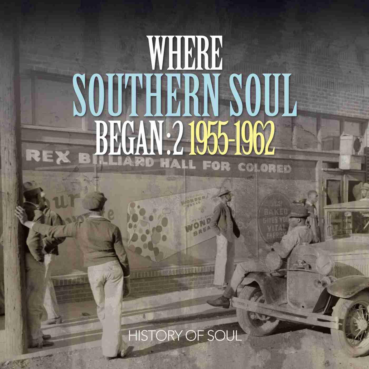 Southern Soul 2 1955-62