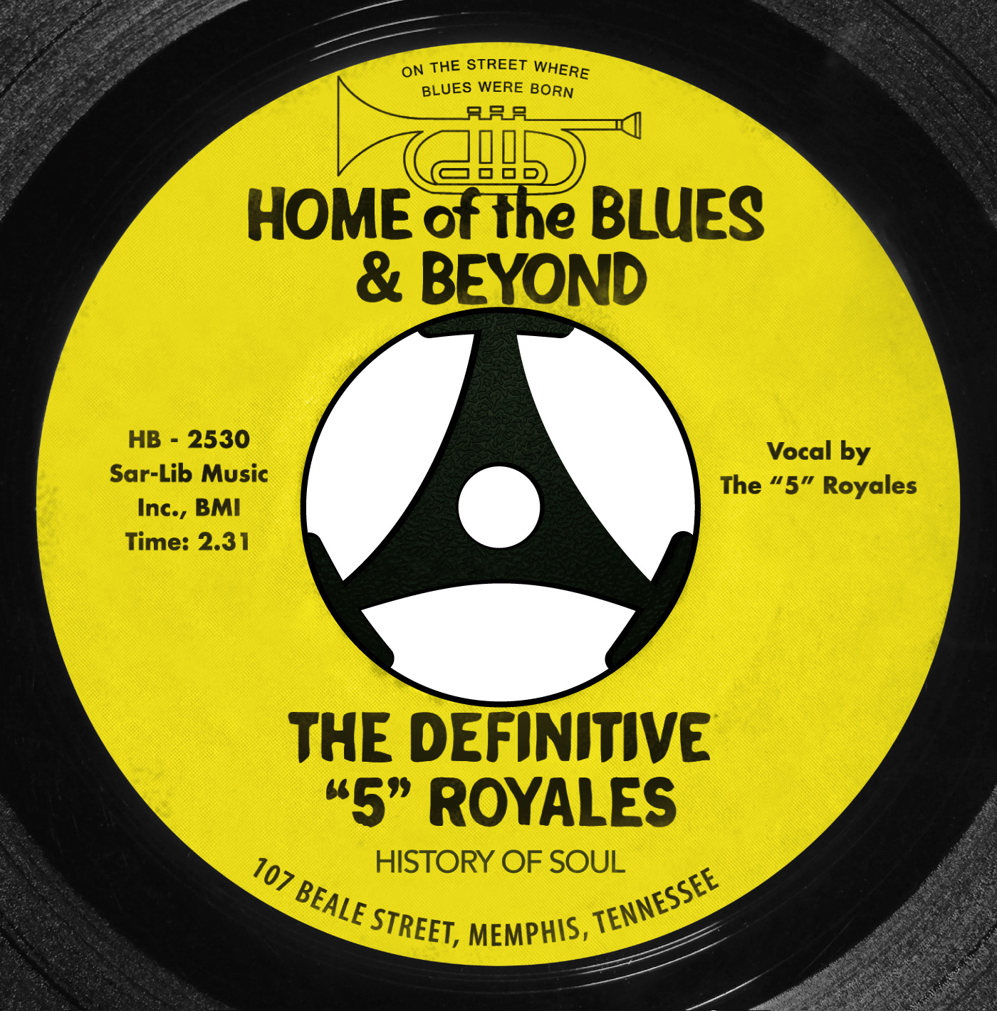Home Blues 5 Royales