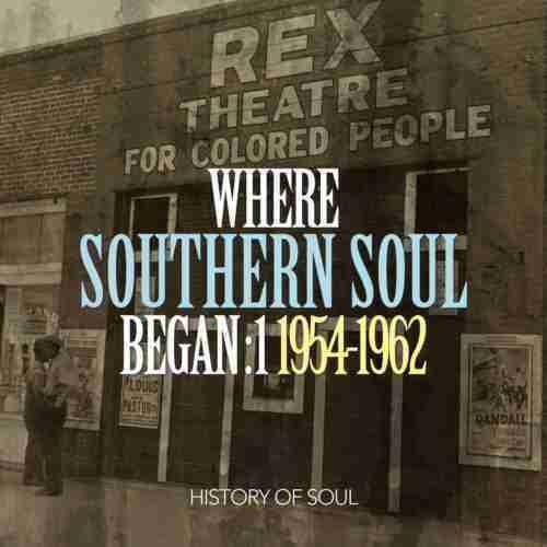 Southern Soul 1 1954-62