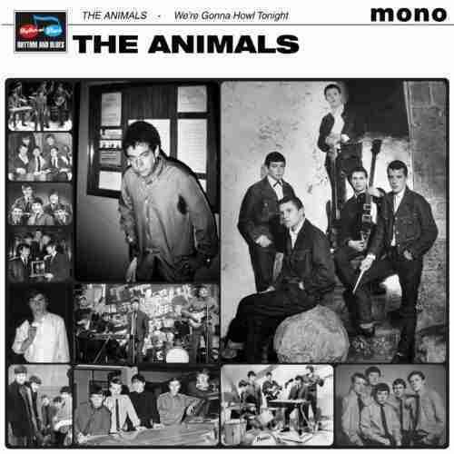 Animals - We're Gonna Howl Tonight