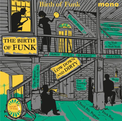 Birth Of Funk LP