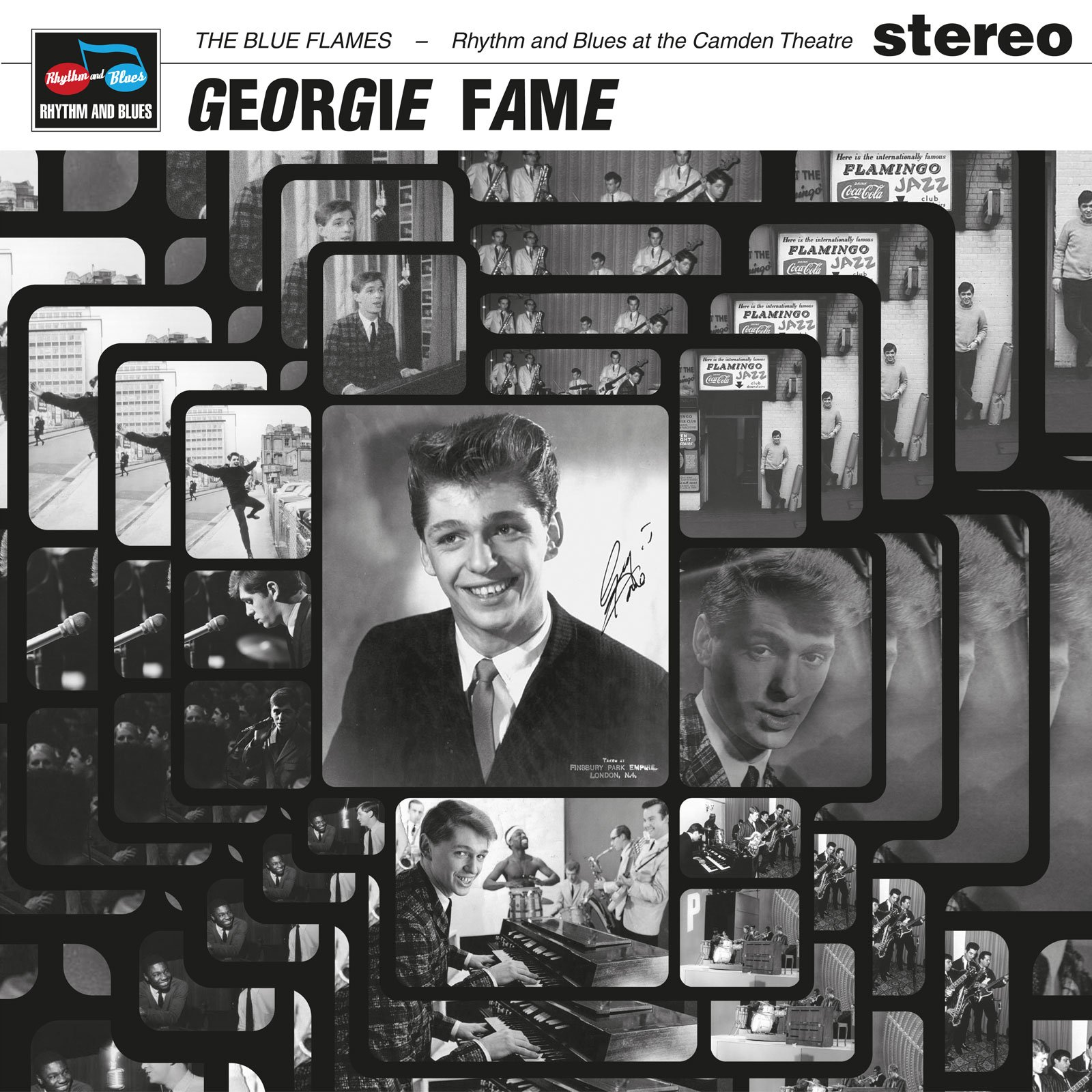 Georgie Fame R&B at the Camden Theatre