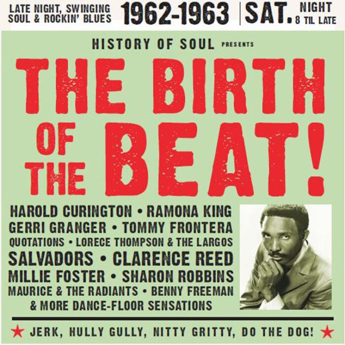 The Birth of the Beat LP