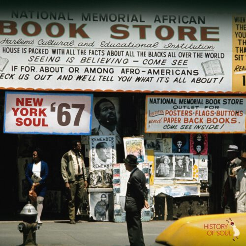 New York Soul 67 LP