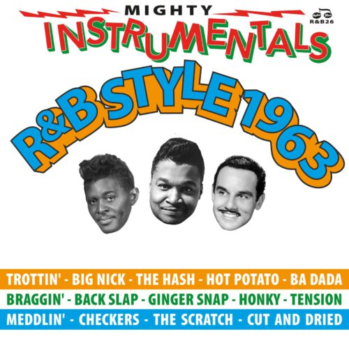 Mighty Instrumentals R&B Style1963