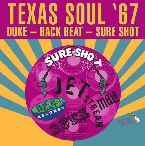 Texas Soul '67 LP