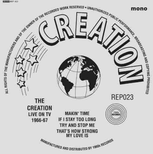 Creation EP