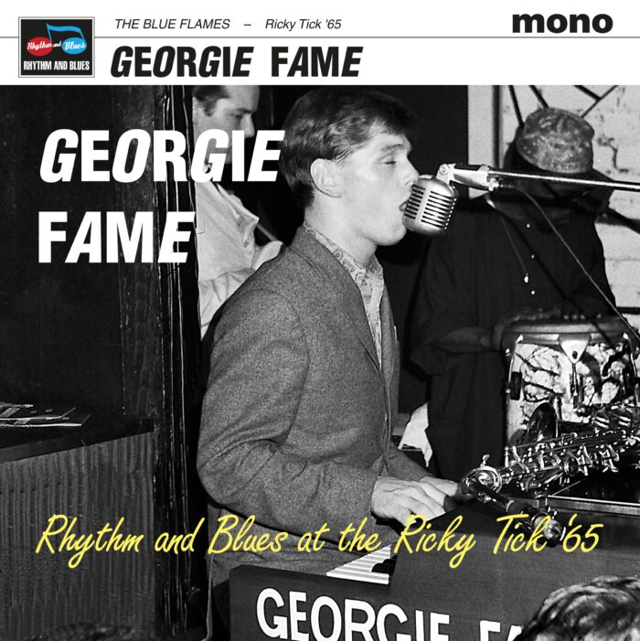 Georgie Fame Ricky Tick 65