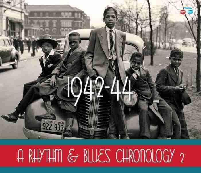 CHRONOLOGY VOLUME TWO 1942-1944