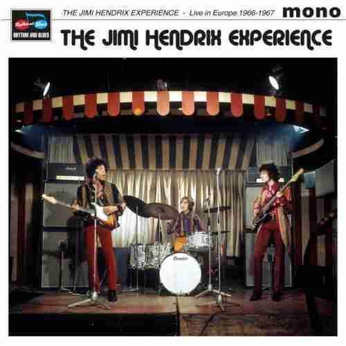 Hendrix Experience Europe LP