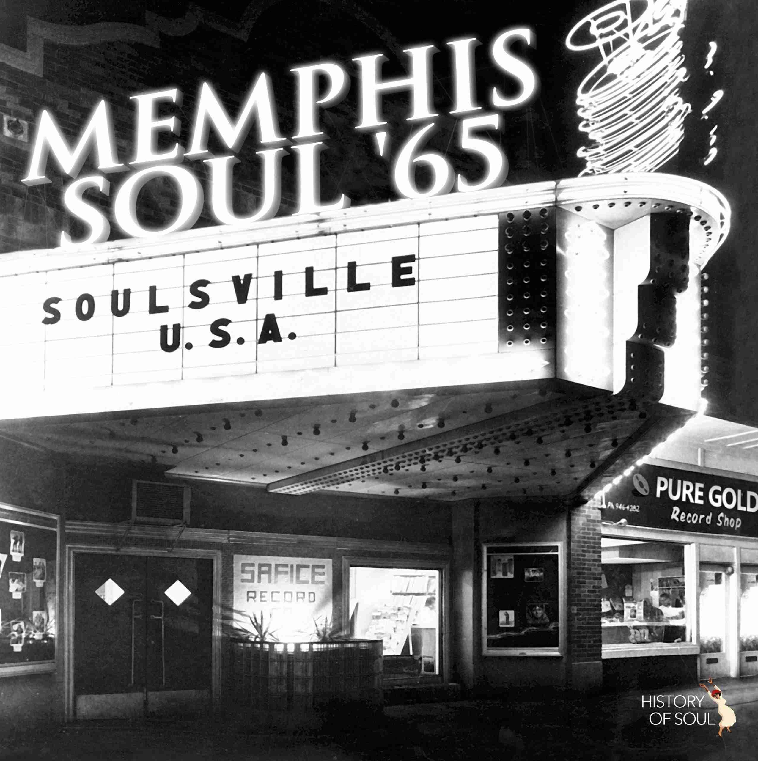 Memphis Soul '65 LP