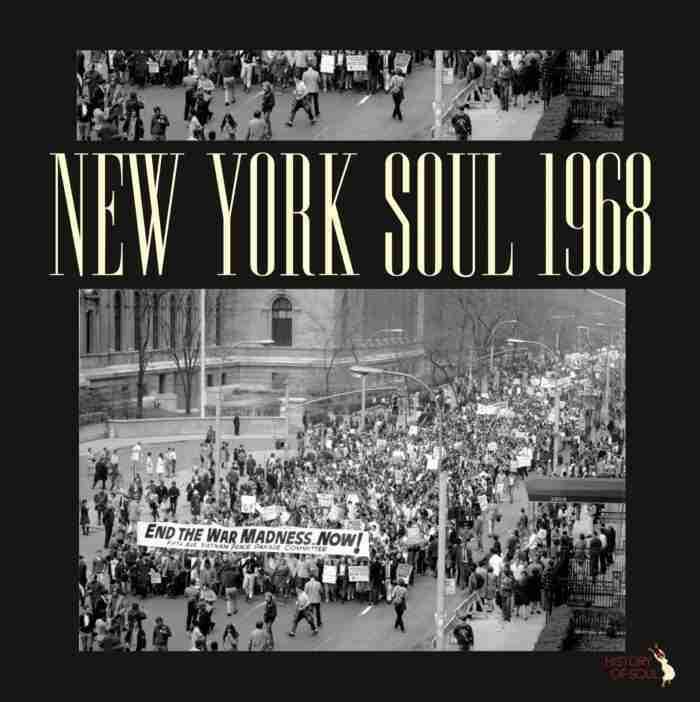 New York Soul 1968
