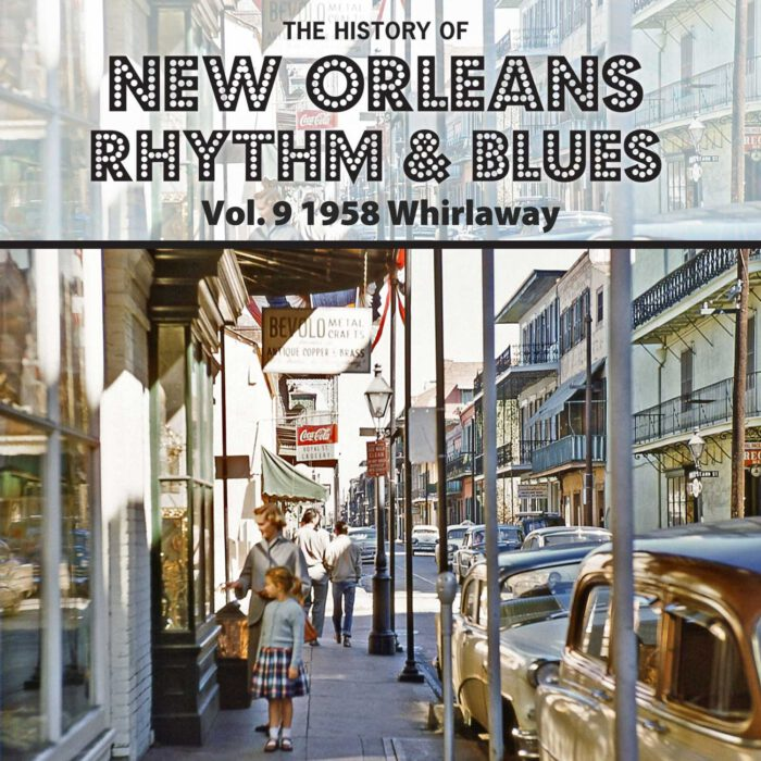 History of New Orleans R&B 1955-1962 6CD