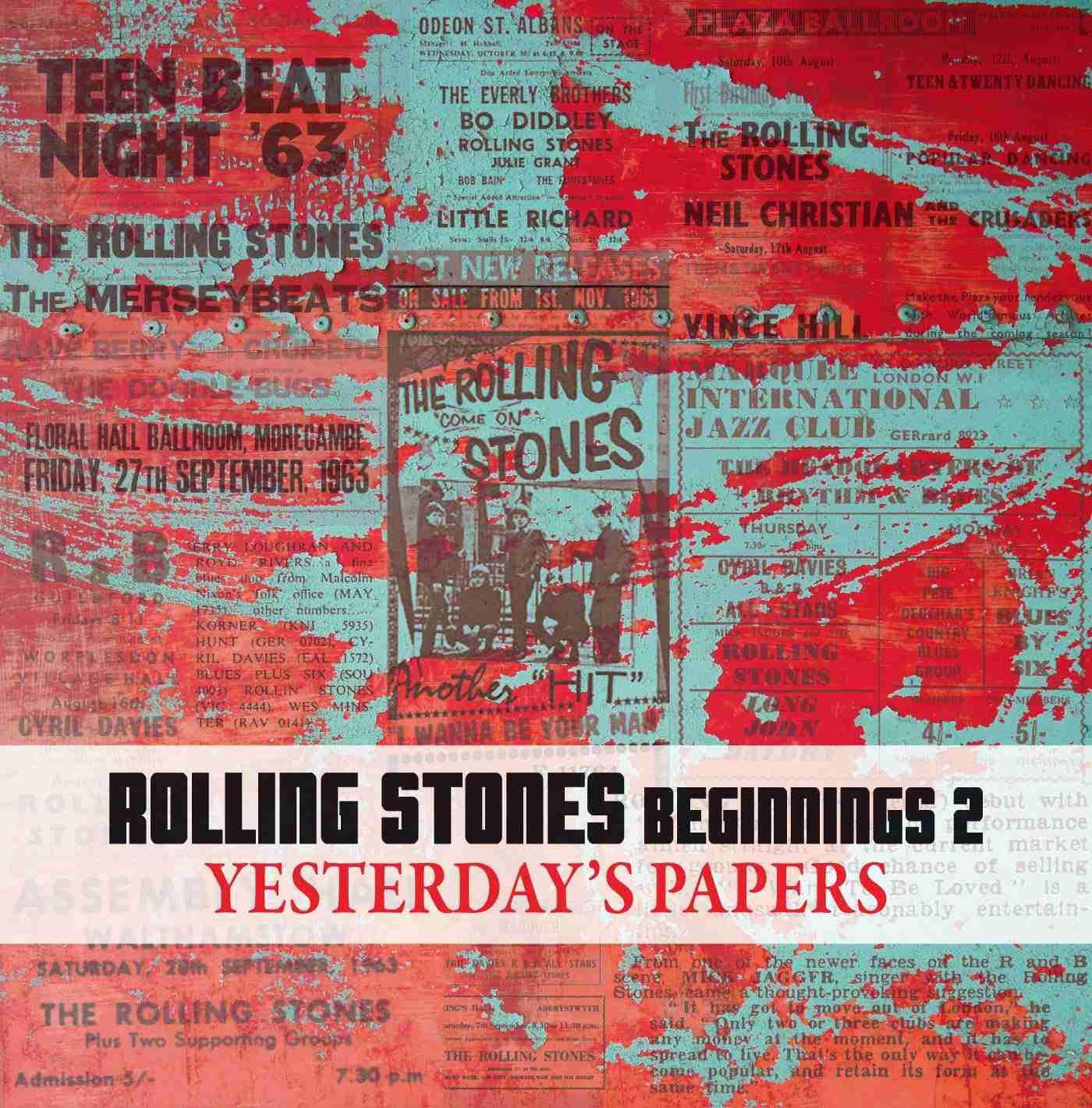 Rolling Stones Beginnings Vol 2