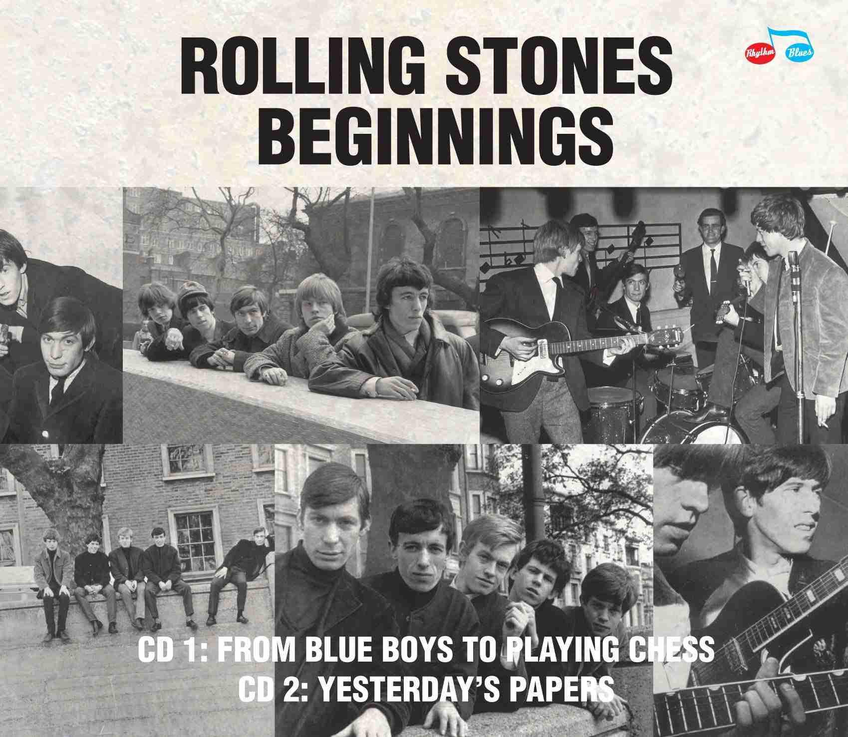 Stones boxset