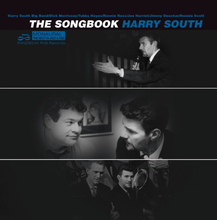 HARRY SOUTH The Songbook 4CD
