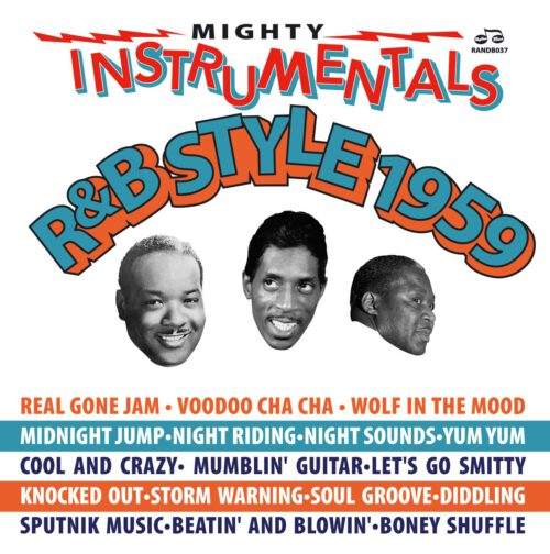Mighty Instrumentals R&B-Style 1959