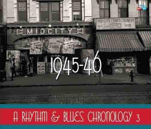 CHRONOLOGY VOLUME THREE 1945-1946