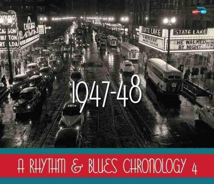 CHRONOLOGY VOLUME FOUR 1947-1948