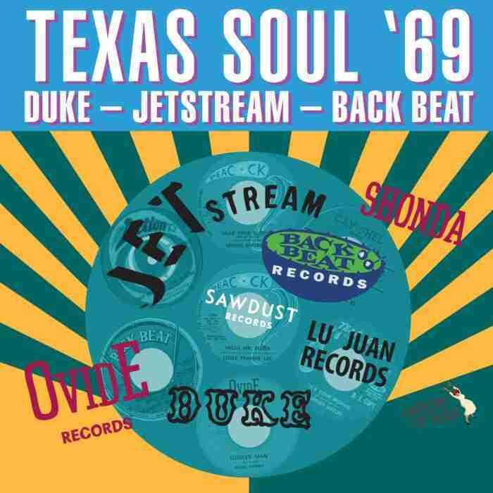 Texas Soul '69 LP