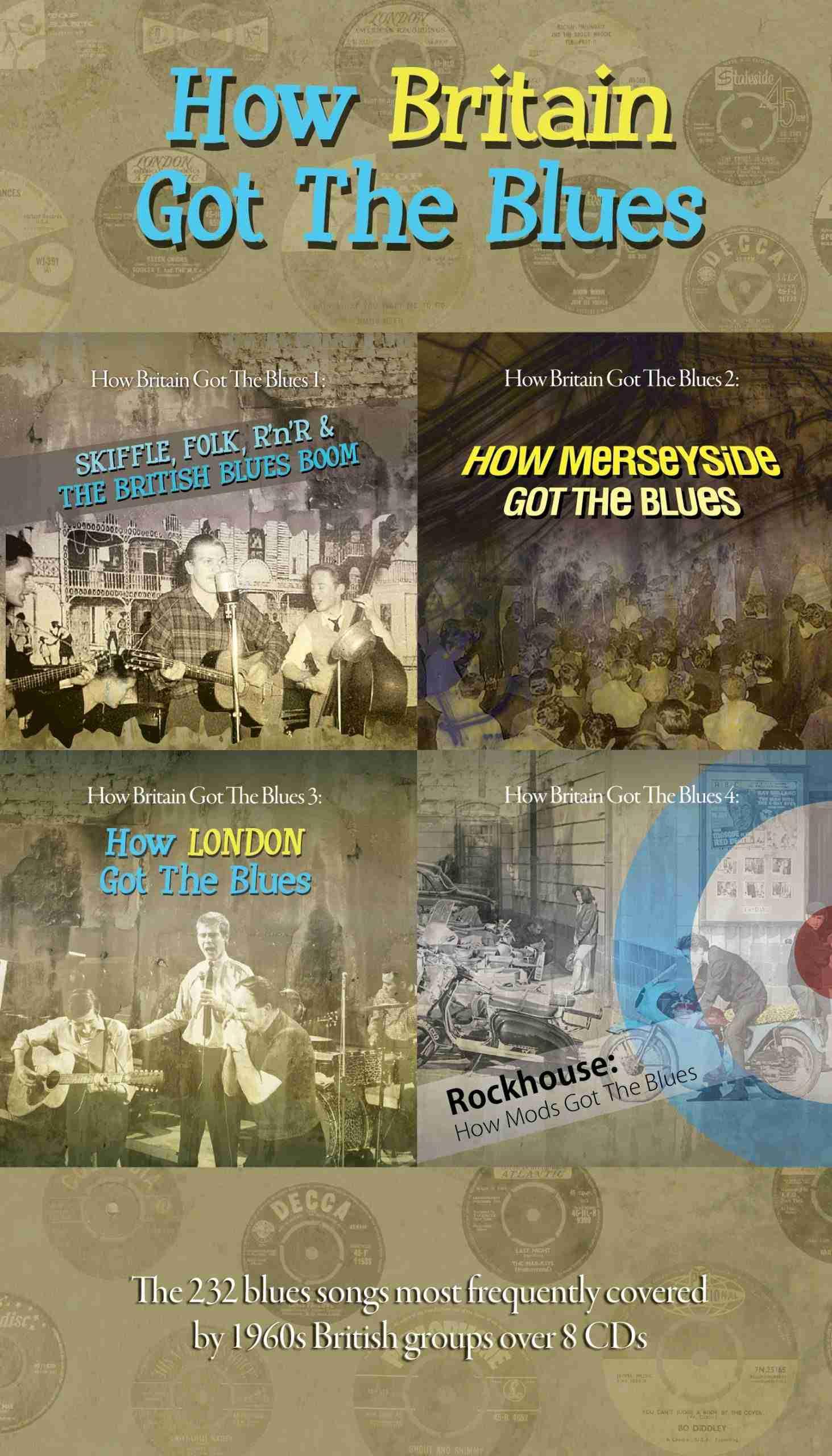 How Britain Got The Blues 2CD