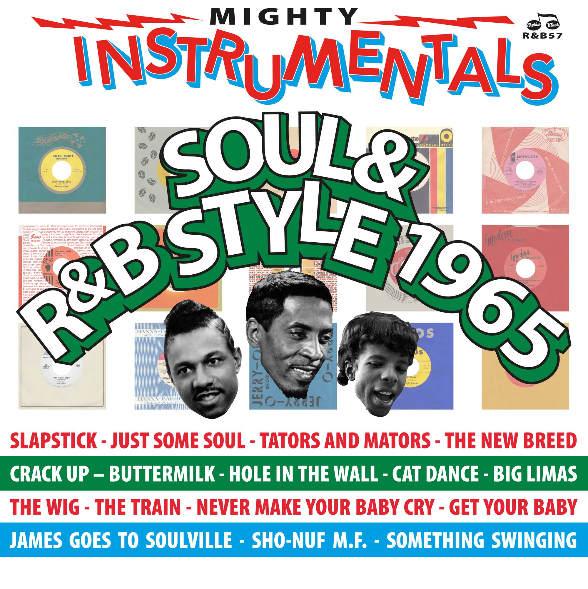 Mighty Instrumentals Soul & R&B-Style 1965