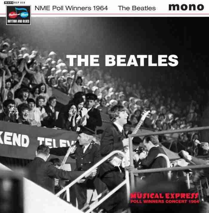 BEATLES-Beatles- NME POLL WINNERS 1964