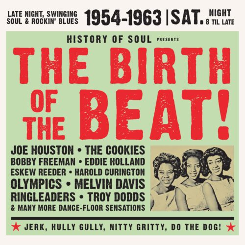 Birth Of The Beat SOUL027