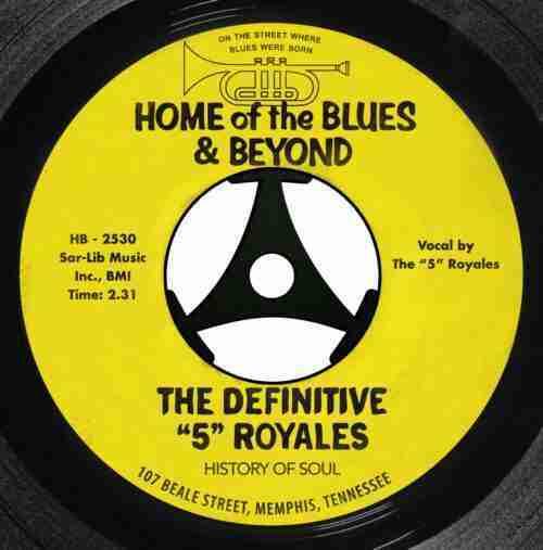 Home Blues 5 Royales