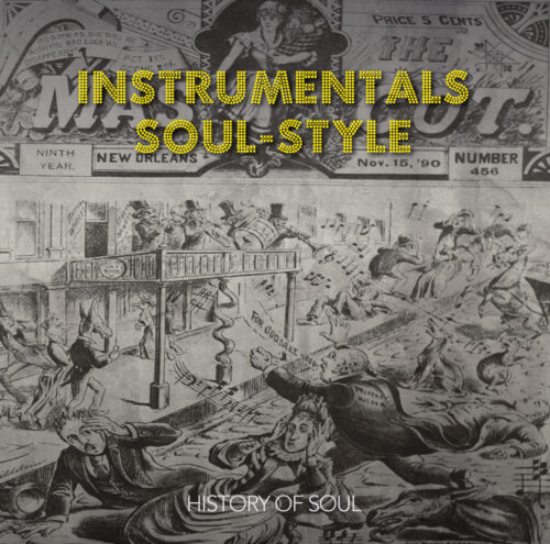Instrumentals Soul-Style